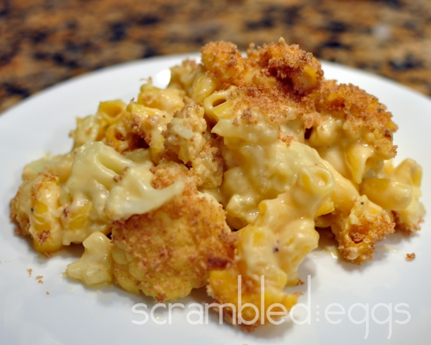 ... Pasta and Cauliflower in a Creamy White Wine Sauce | Scrambled Eggs