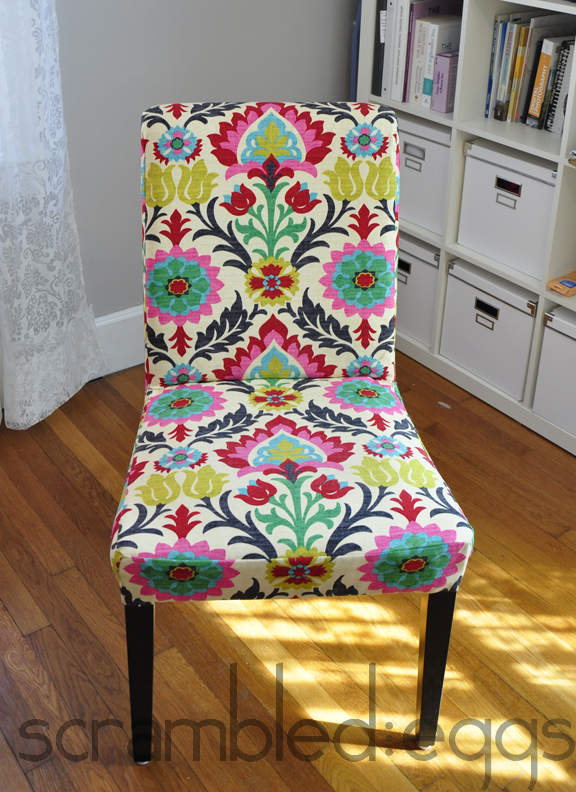 Sew Dining Room Chair Covers sewing | scrambled eggs