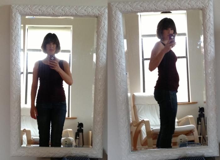 15 weeks postpartum