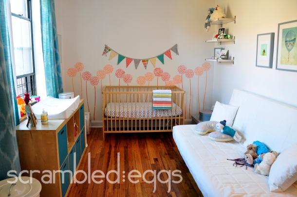 Sabine's room 1