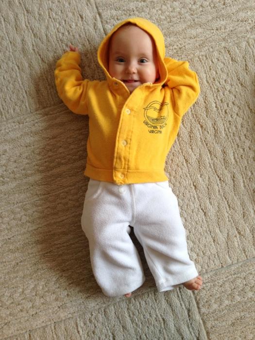 Mommy's hoodie 1