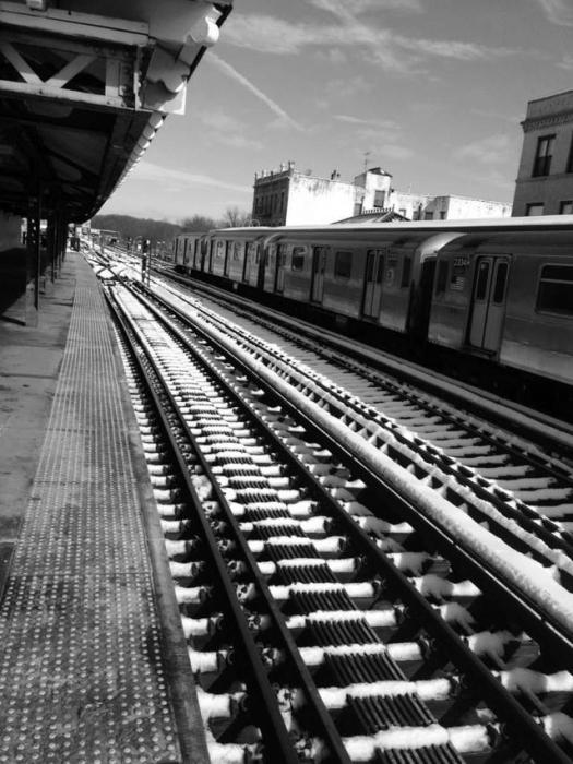 Meet the 1 Train.