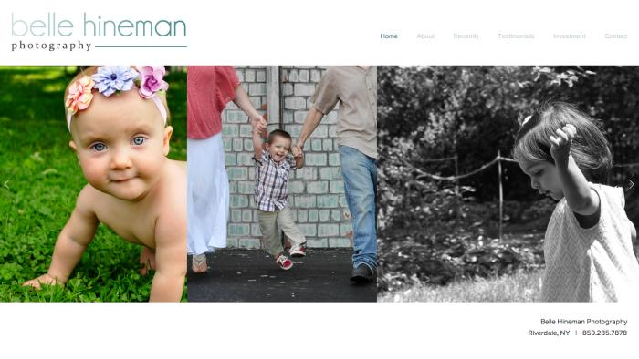 www.BelleHinemanPhotography.com